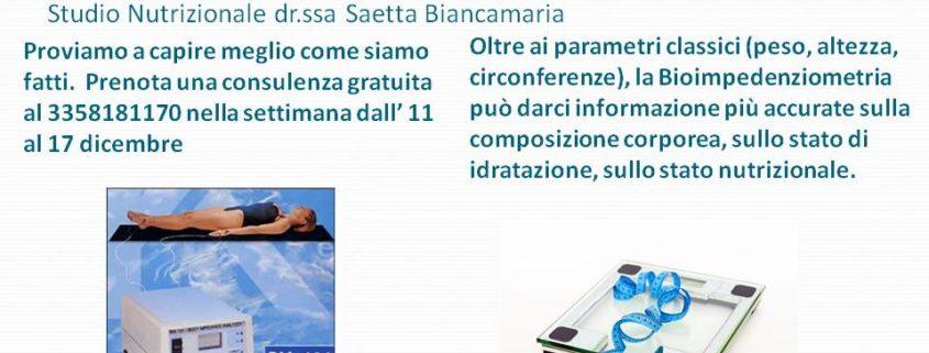 dr.ssa Saetta, bioimpedenziometria, nutrizionista napoli, nutrizionista vomero, nutrizionista mergellina,